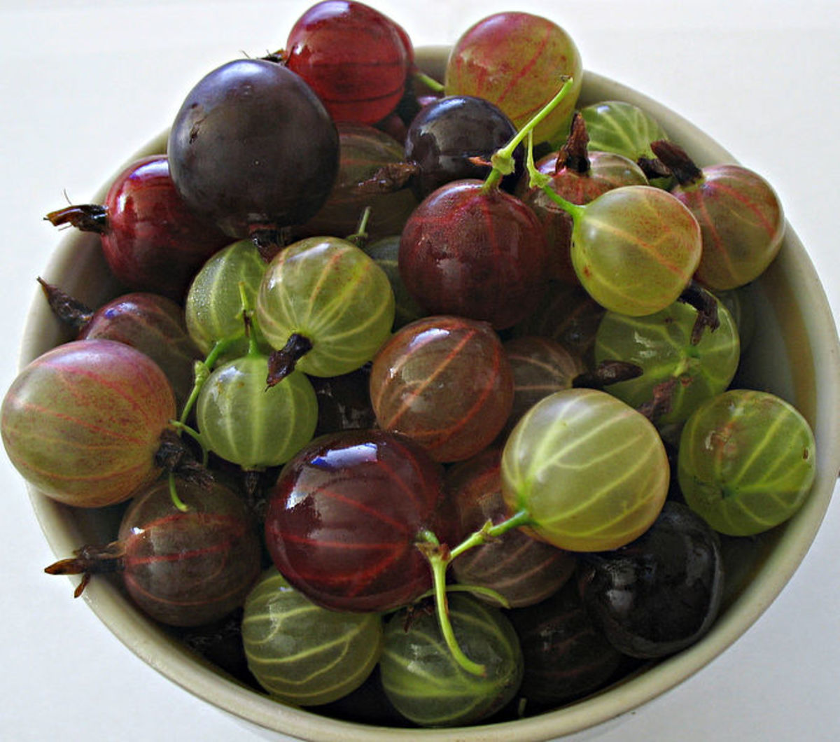 Indian gooseberries & other varieties