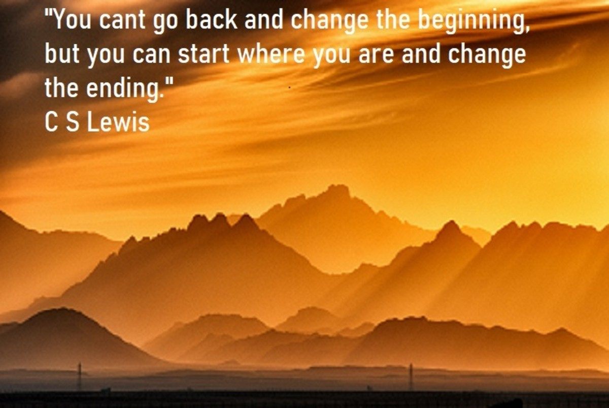 Quote by C S Lewis