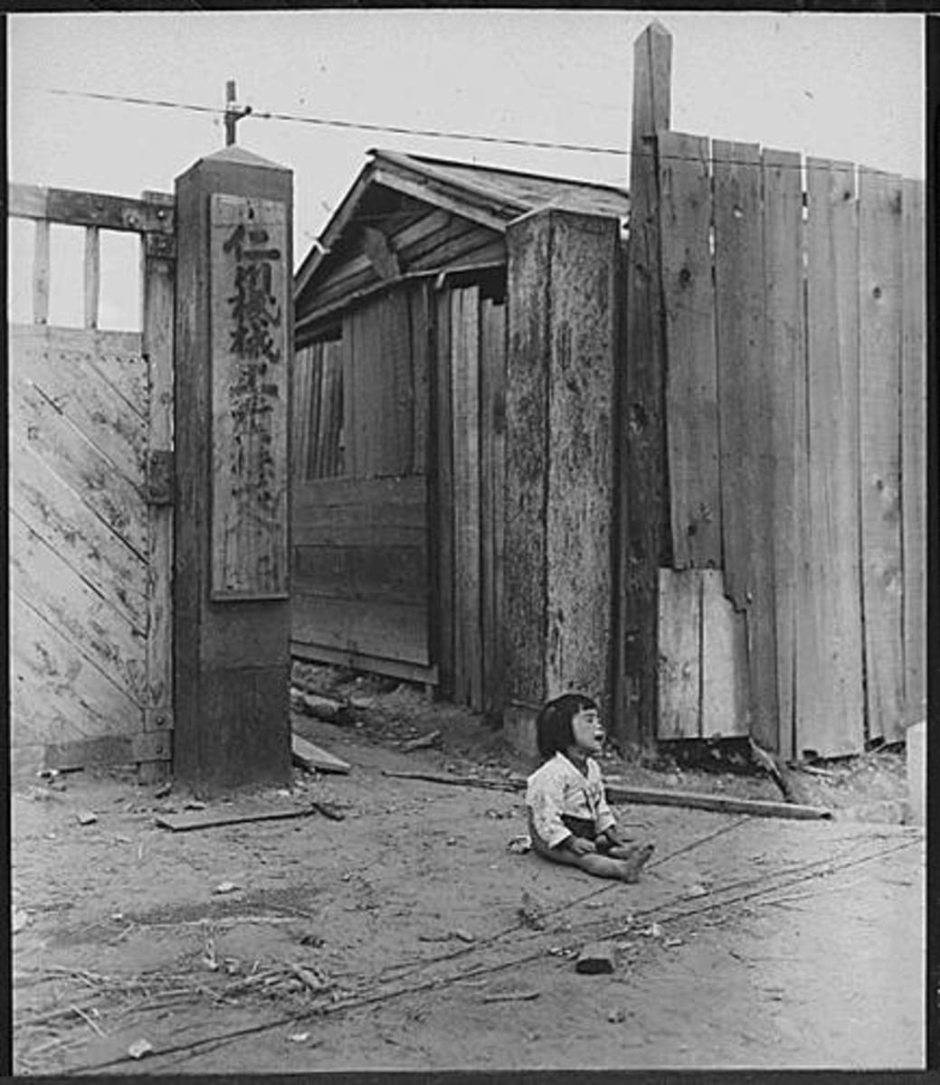 ONE RESULT OF SOCIALIST AGGRESSION IN THE KOREAN WAR