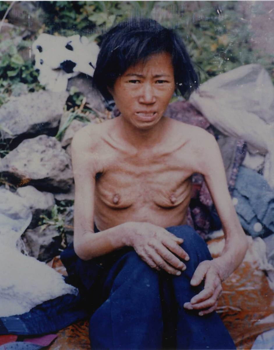 MILLIONS OF PEOPLE HAVE STARVED TO DEATH UNDER SOCIALIST OPPRESSION IN NORTH KOREA