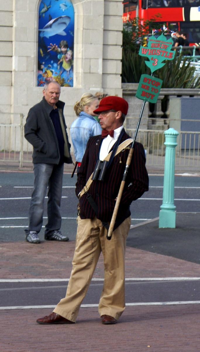 Birdman of Brighton