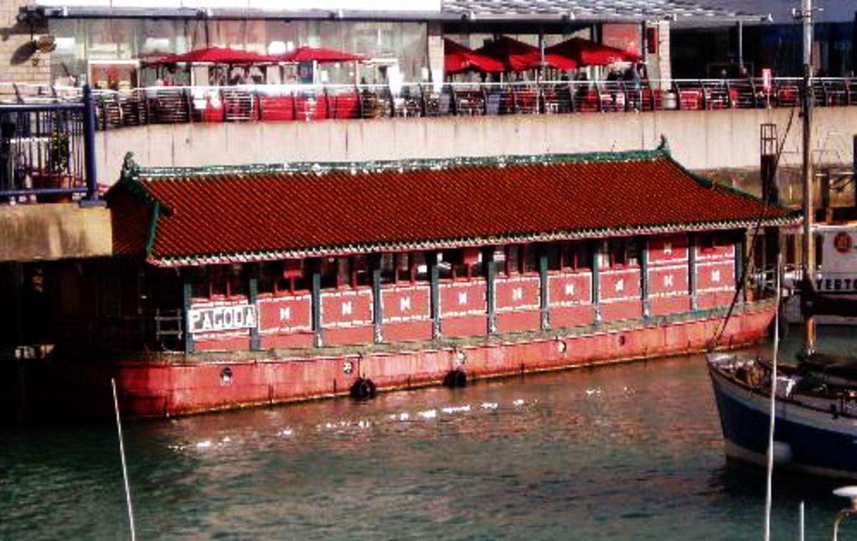 The Floating Pagoda, Marina, Brighton