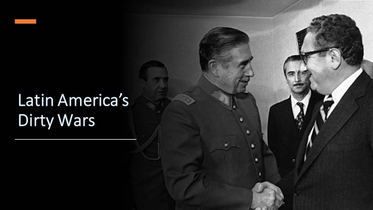 Operation Condor: U.S. and Latin America's Dirty War