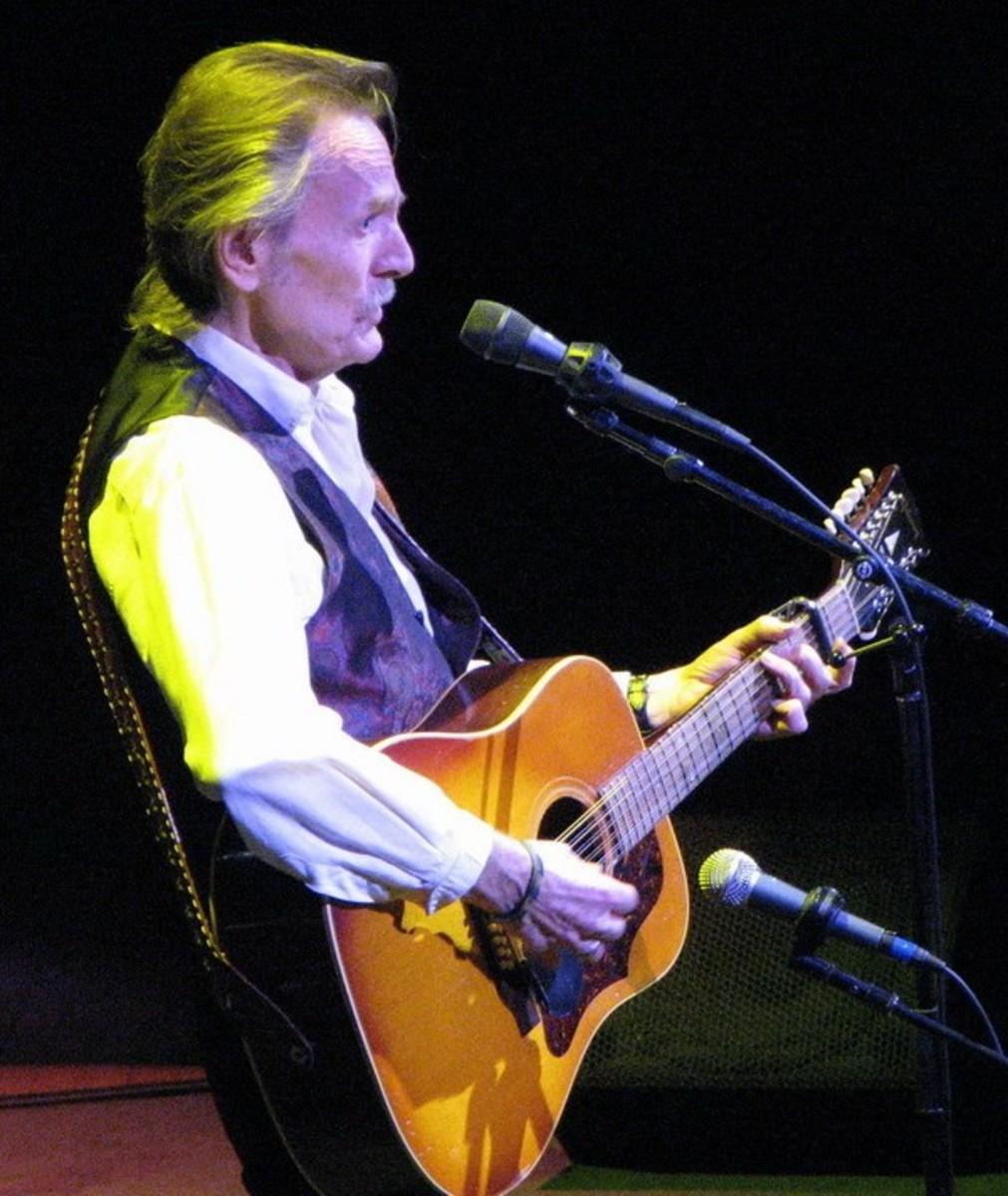 Gordon Lightfoot at Massey Hall, Toronto.