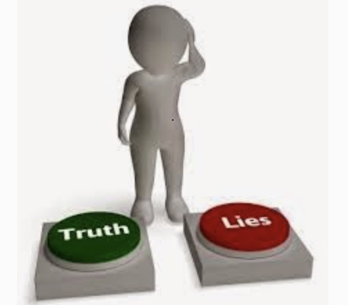 Will the Real Liar Please Stand Up?