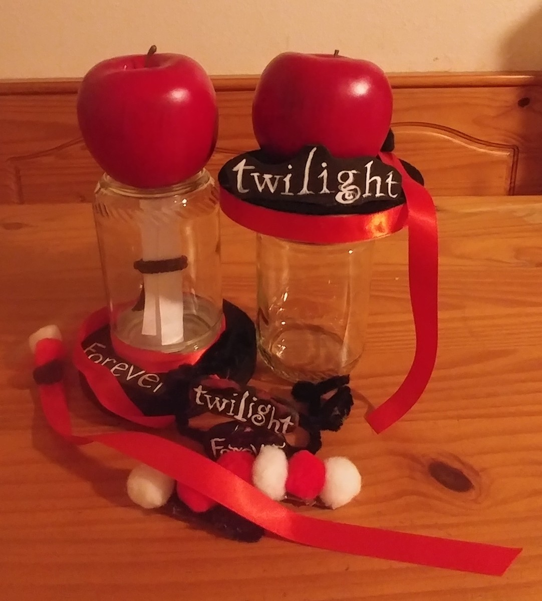 Fun Twilight Crafts