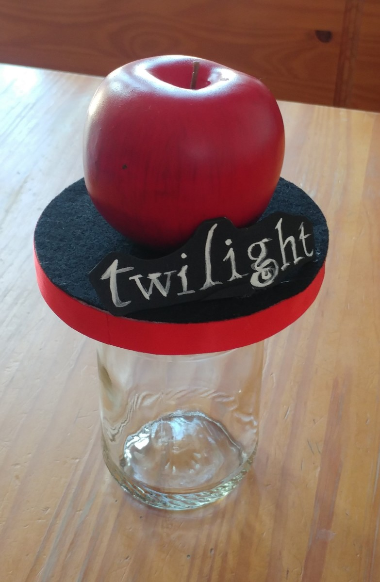 Twilight Jar!