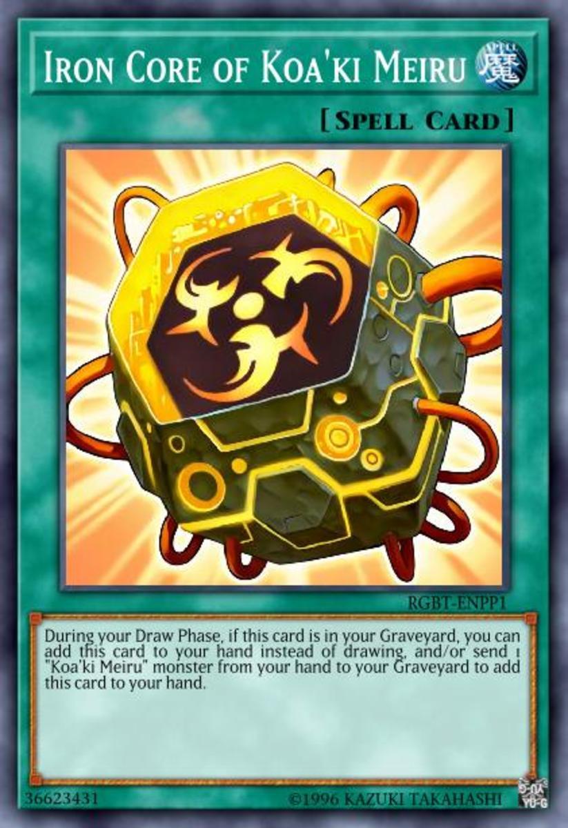 Iron Core of Koa'ki Meiru