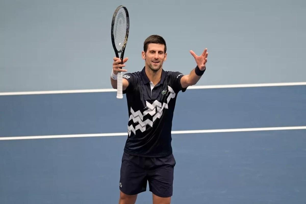 Novak Djokovic image credit:twitter.com/josemorgado/
