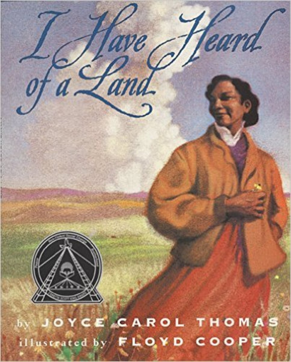 I Have Heard of a Land (Trophy Picture Books) by Joyce Carol Thomas