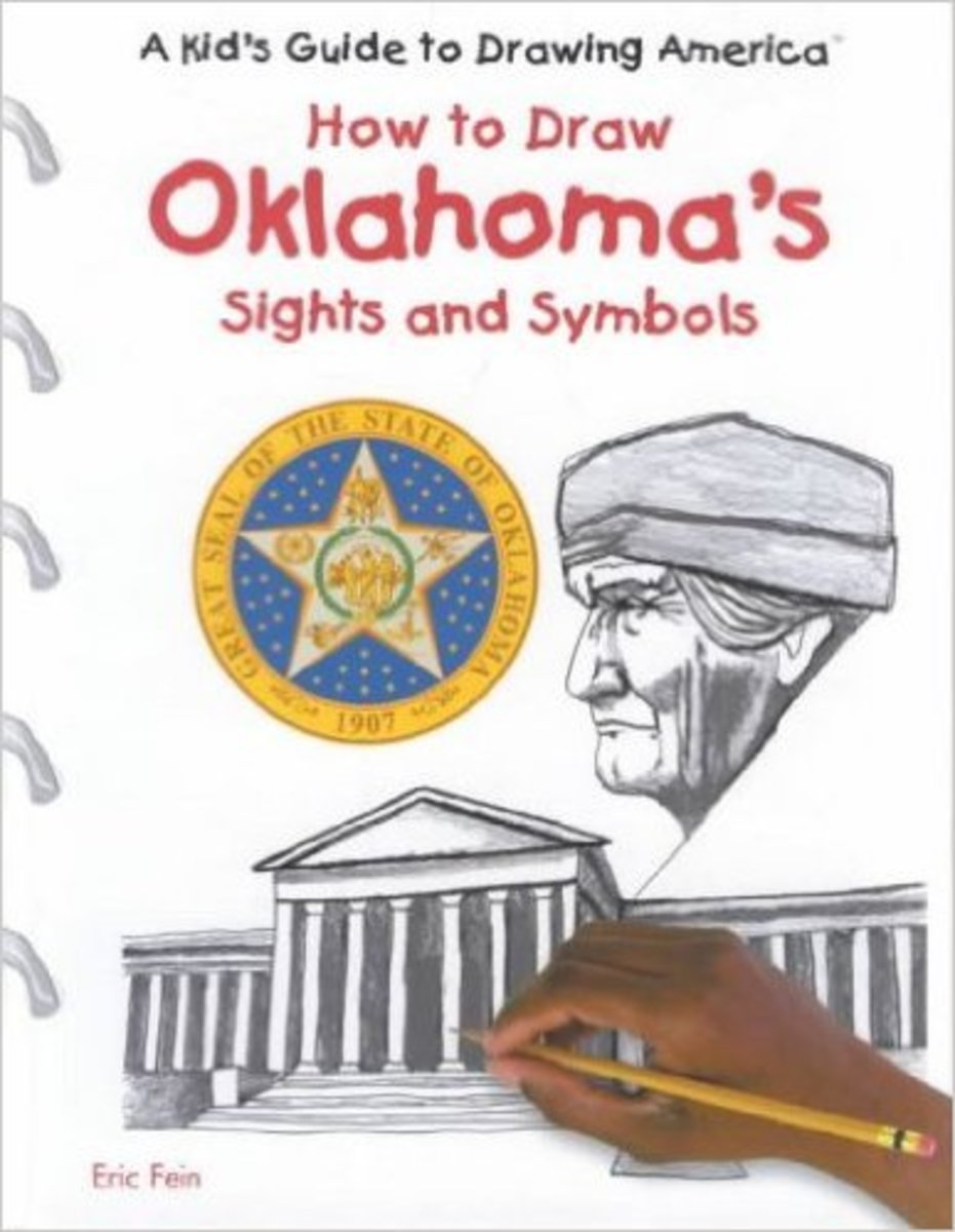 How to Draw Oklahoma's Sights and Symbols (A Kid's Guide to Drawing America) by Eric Fein