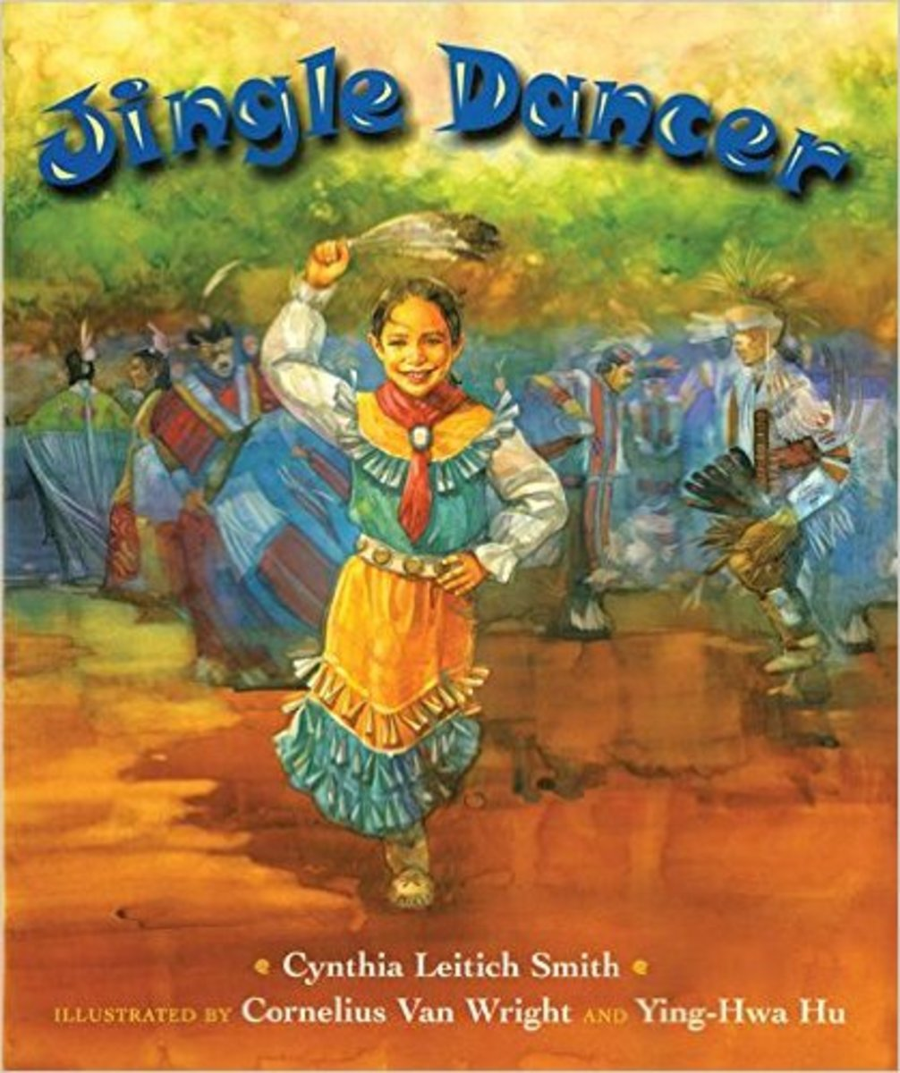 Jingle Dancer by Cynthia Leitich Smith