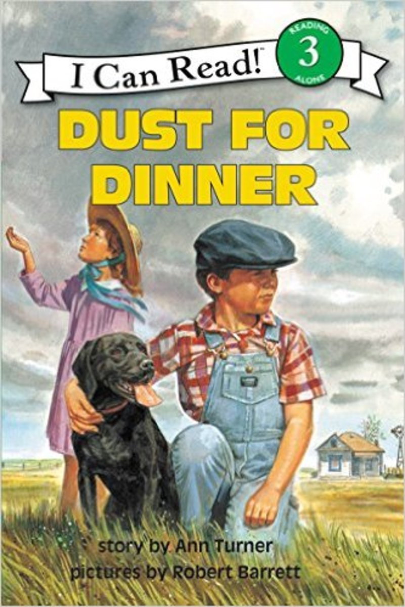 Dust for Dinner (I Can Read Book - Level 3) by Ann Turner - Images are from amazon.com unless otherwise noted.