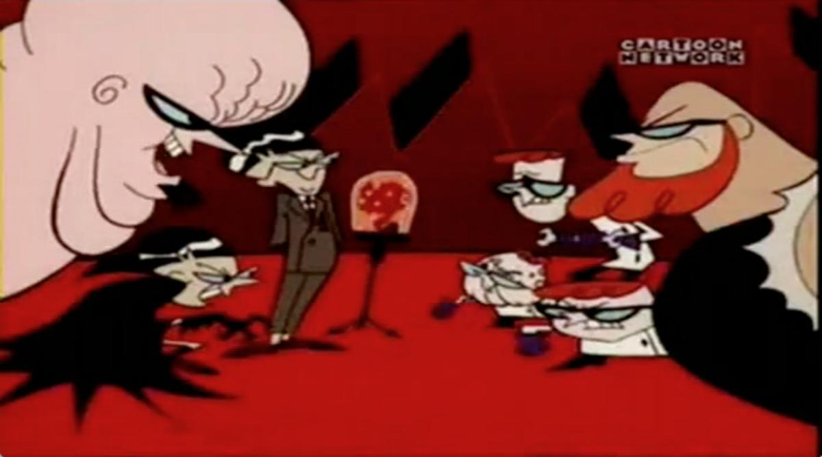 Dexters vs. Mandarks