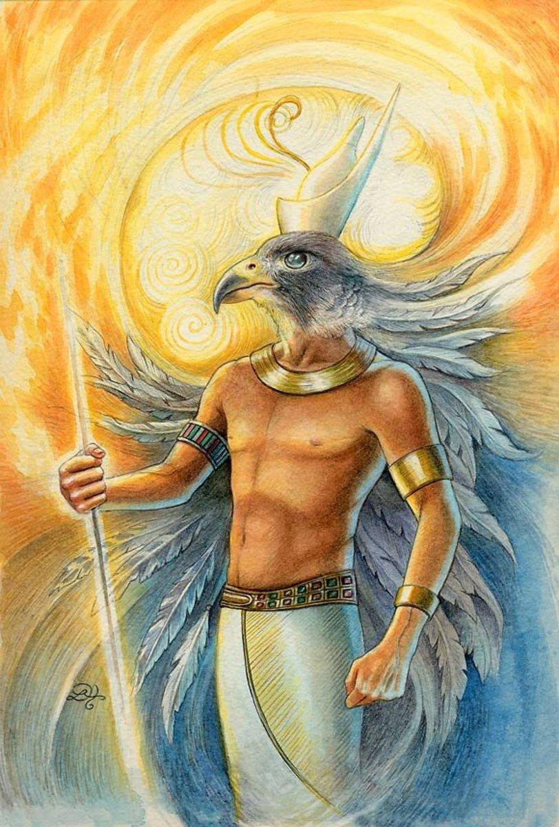 Jakusha's Egyptian God Jutsu's {WIP} 636766_f520