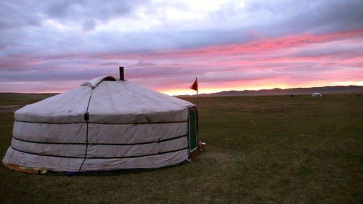 Overnight accommodation is basic.