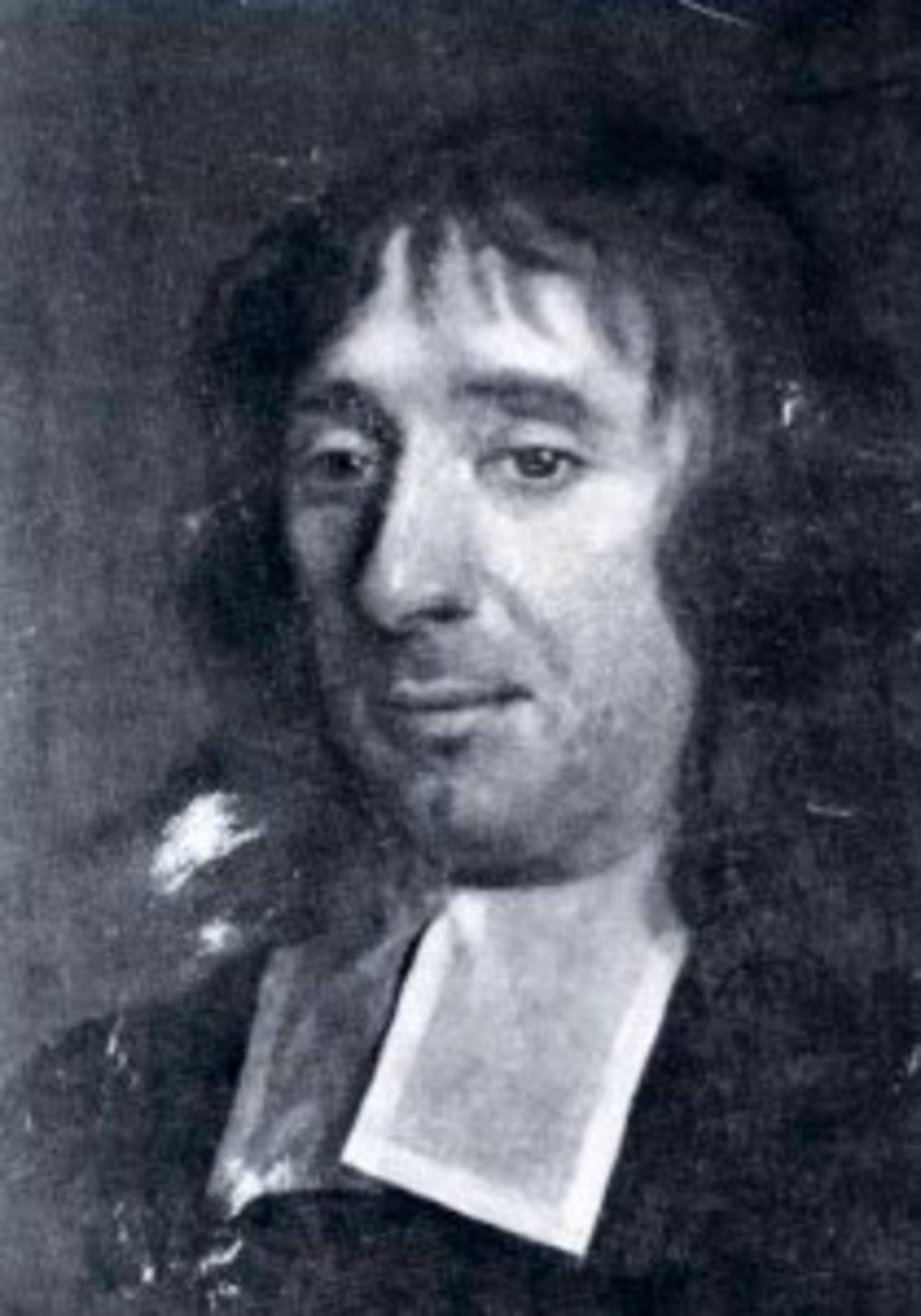 The Reverend William Mompesson.
