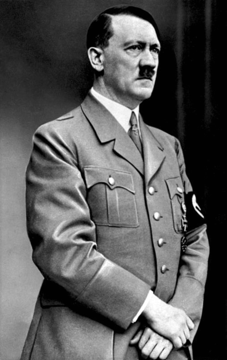 During World War II, Nazi dictator Adolf Hitler embarked on a campaign of mass extermination of Jews in the interest of making Germany a racially pure nation.