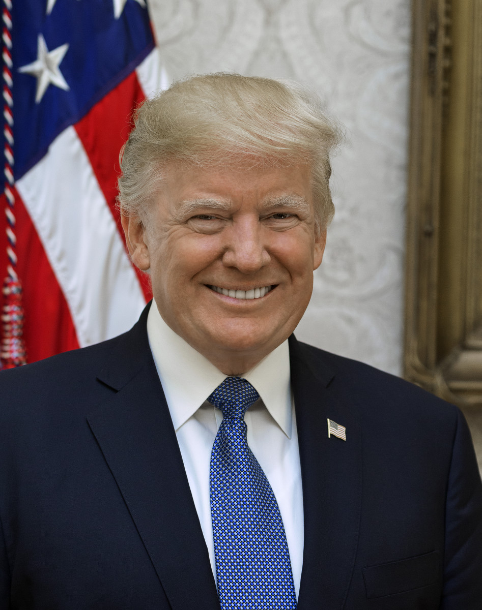 Donald Trump is 45th US President. He was the third president to be impeached. Trump presided over the country during the outbreak of the COVID-19 pandemic.