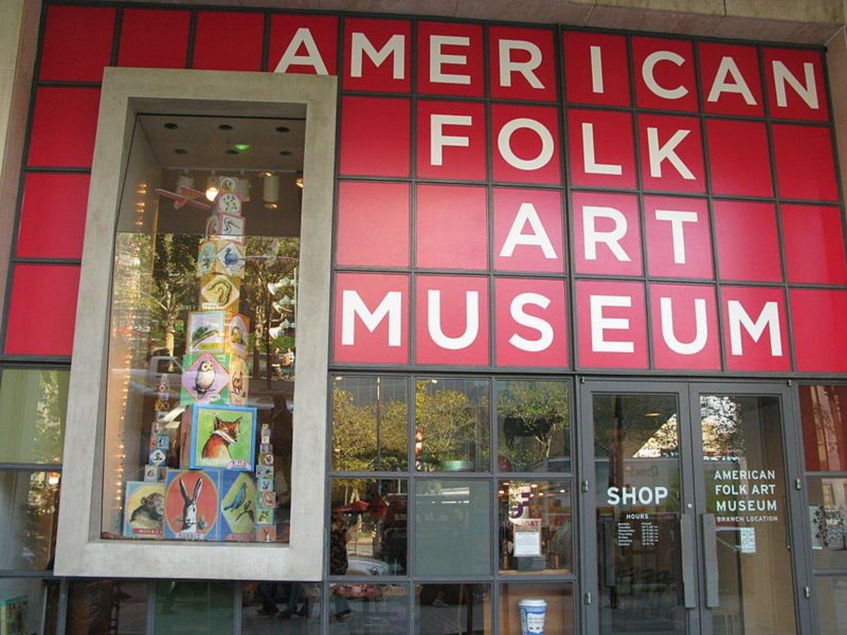 Folk Art & The Self-Taught Artist