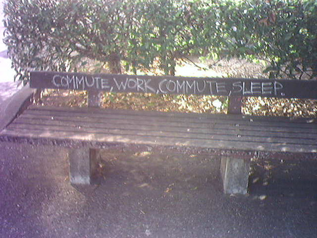 Commuting has taken a very consuming role in everyday life.