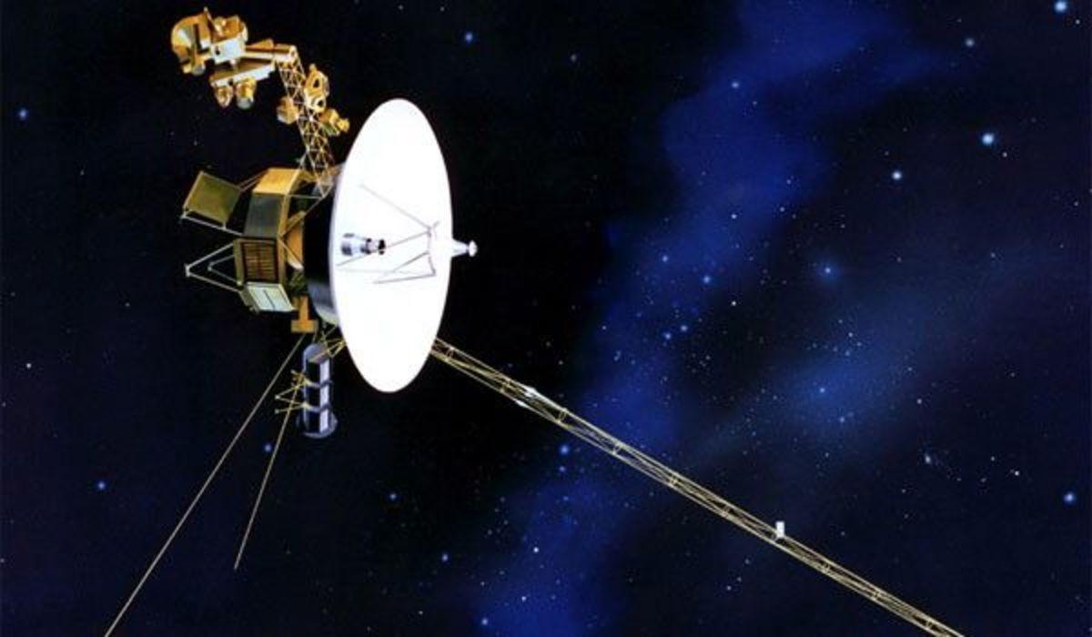 Earths Farthest Spacecraft