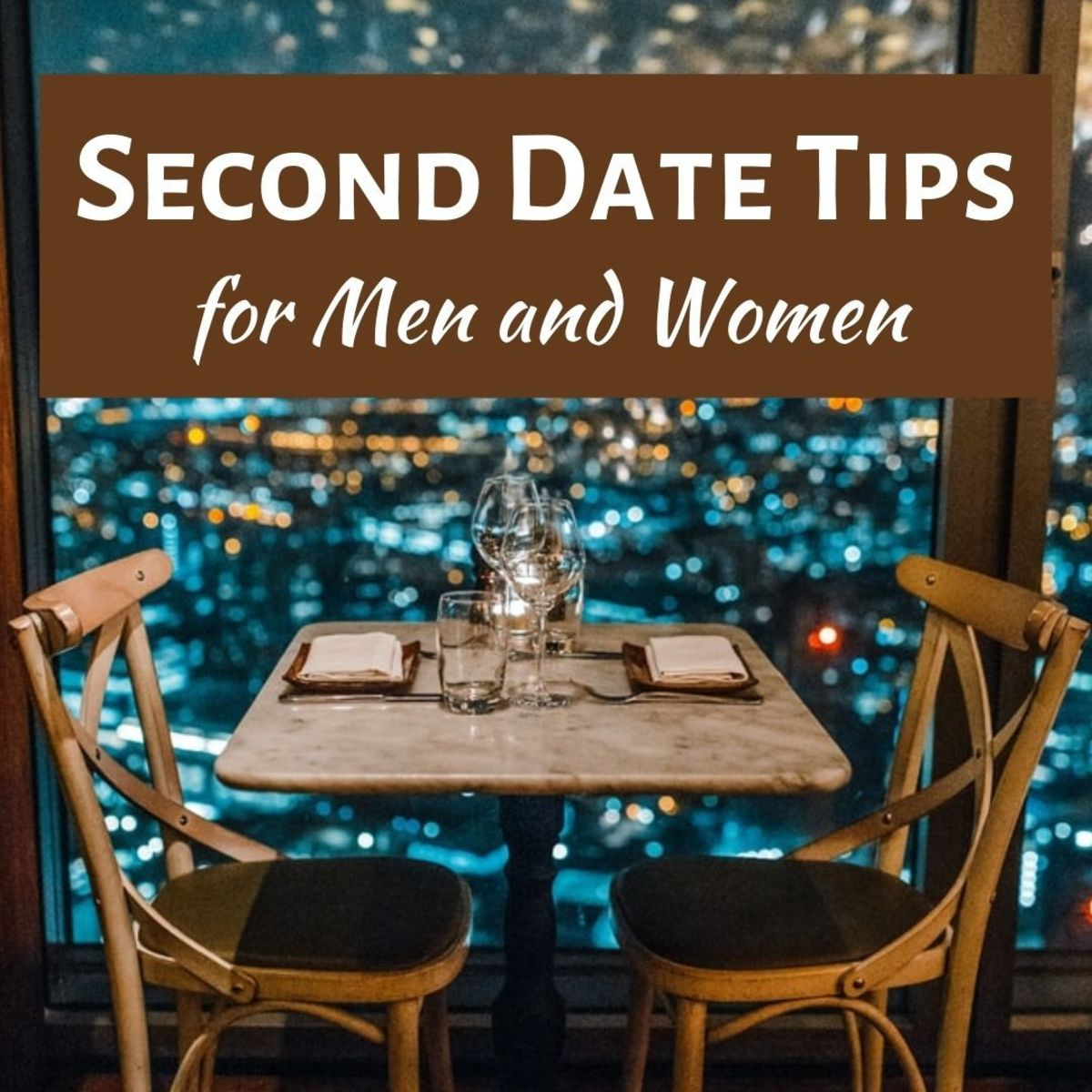 Nervous about your second date? Don't worry—here are a few tips to help you out.