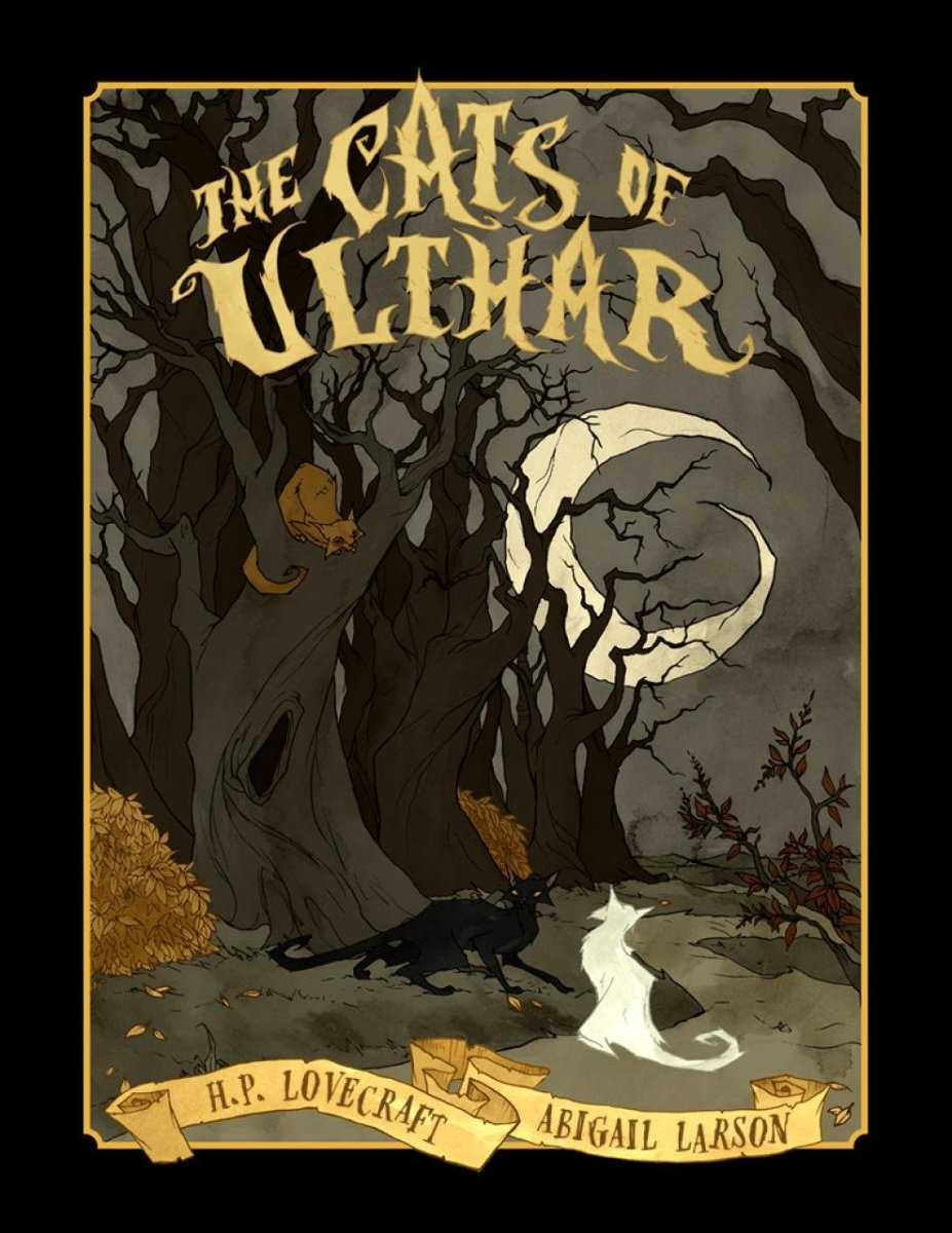 "This article will take a look at the H.P. Lovecraft short story ""The Cats of Ulthar"" and delve deeper into the author who wrote it."