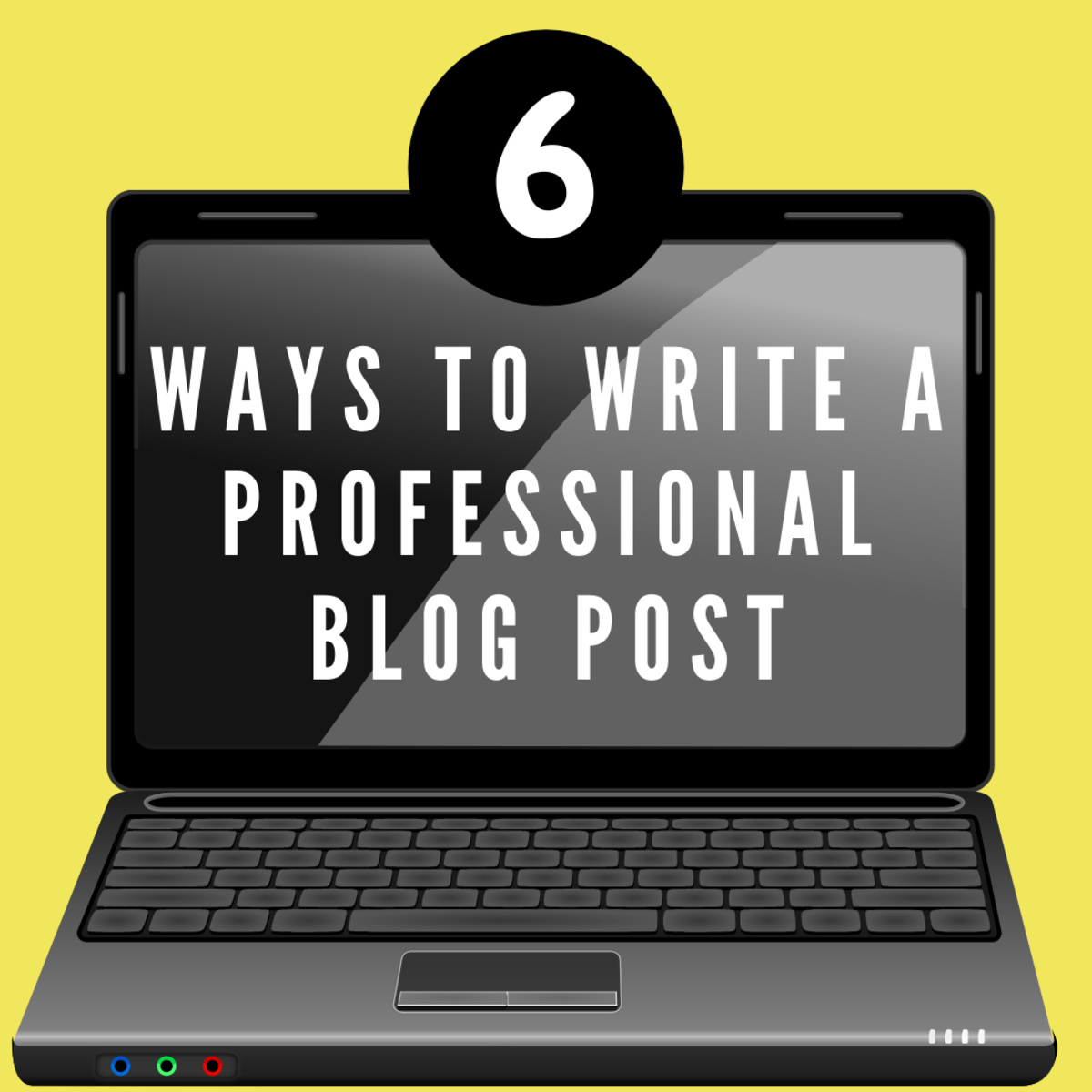 How to write a professional blog post?