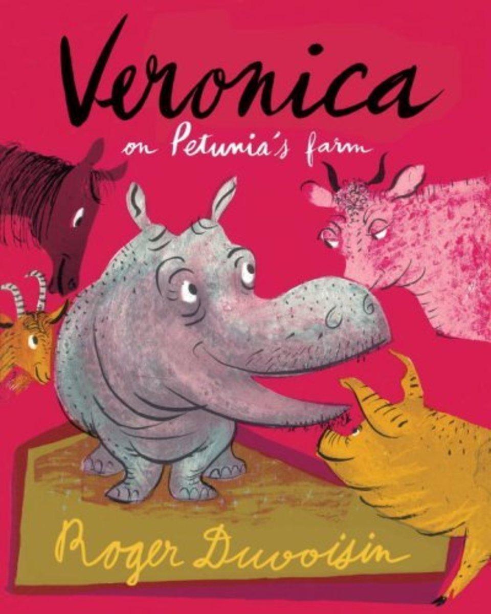 Veronica on Petunia's Farm by Robert Duvoisin