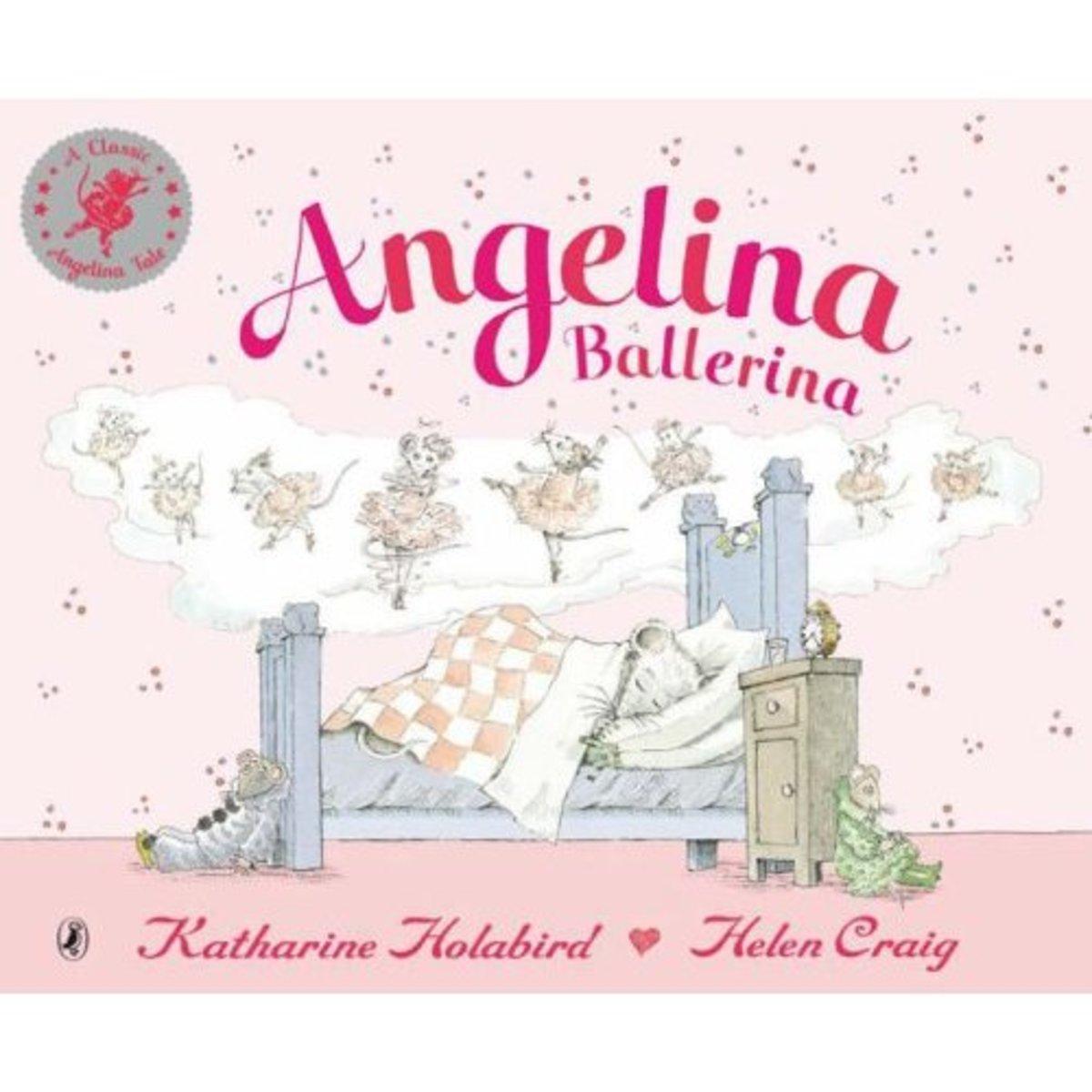 Angelina Ballerina by Katherine Holabird