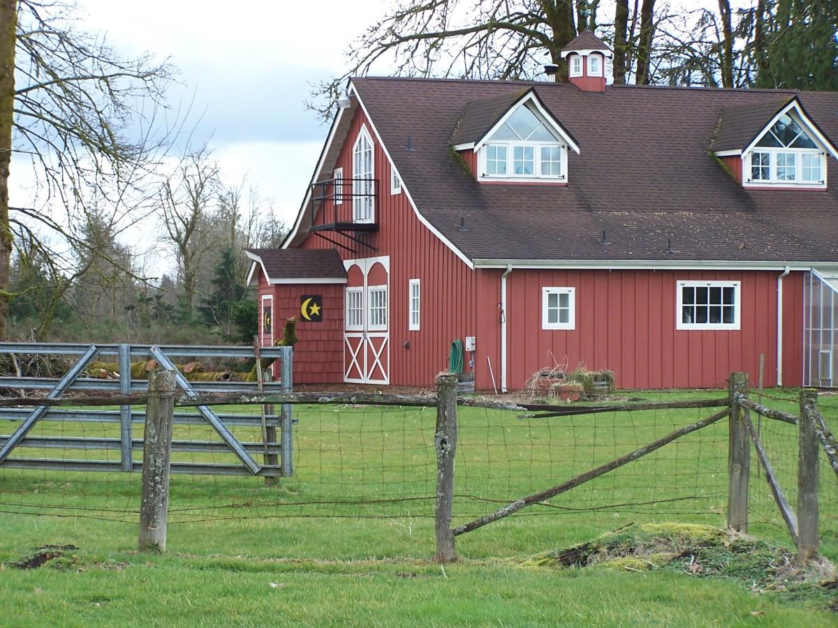 Our dream barn
