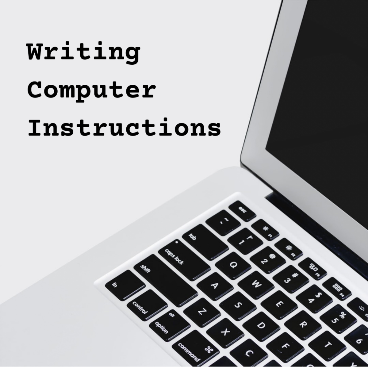How to Write Effective Computer Instructions