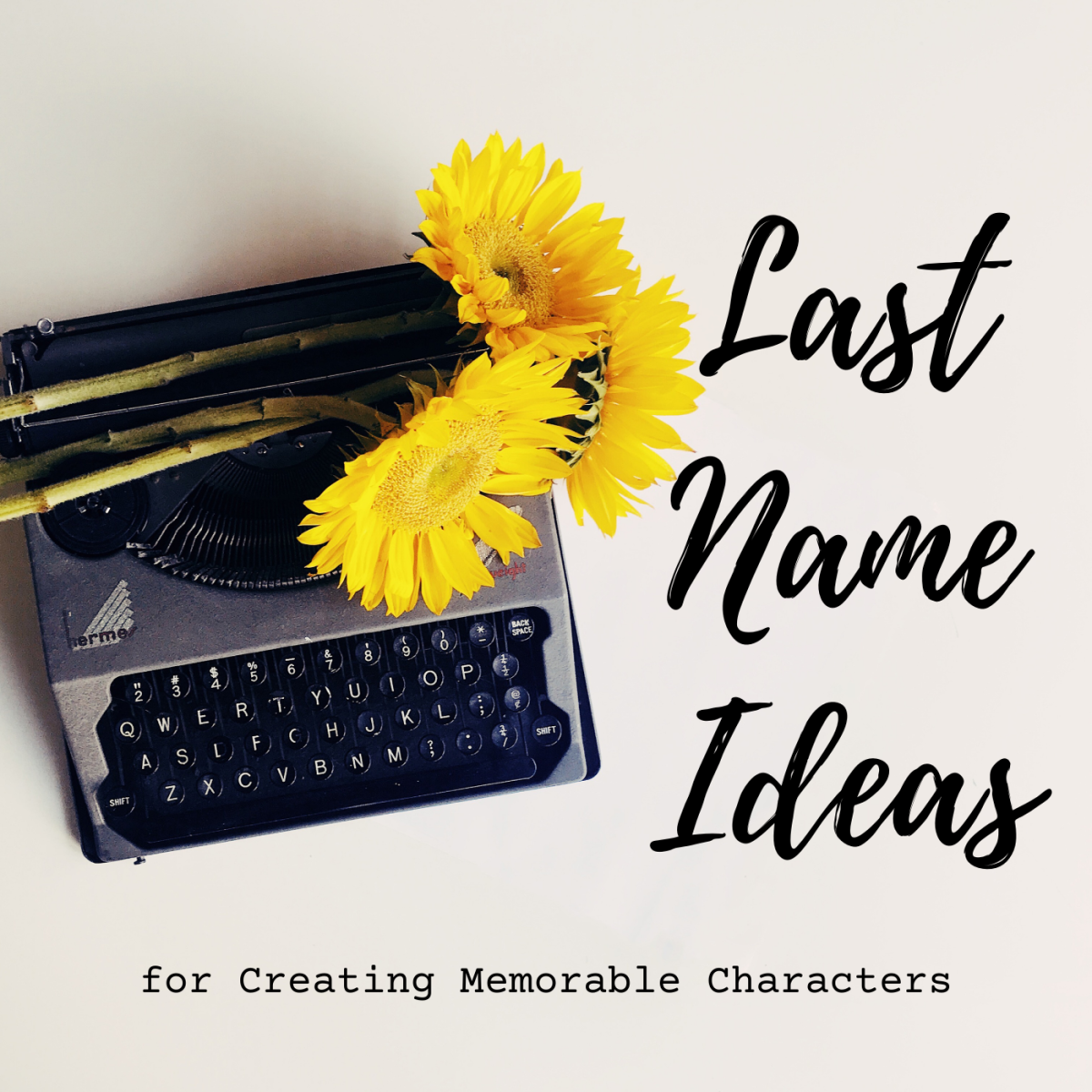 Get help choosing the perfect last name for your character with these idea lists, including A–Z surnames, magical last names, interesting names, and more!