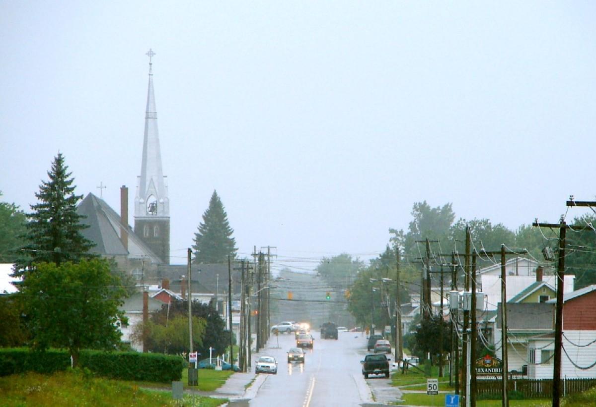 Alexandria (North Glengarry Township), Ontario, Canada