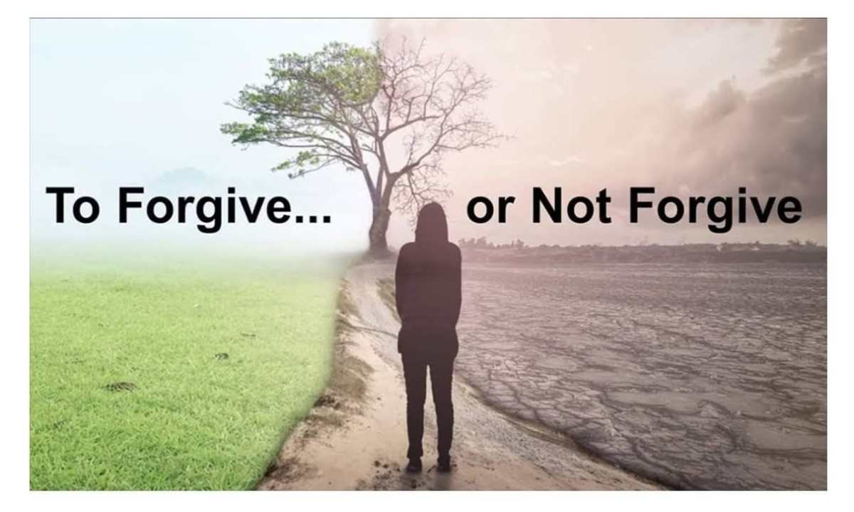 The role of forgiveness must not be overlooked. Without emptying your heart, mind, and body of bitterness, there can be no permanent truth or healing within you.