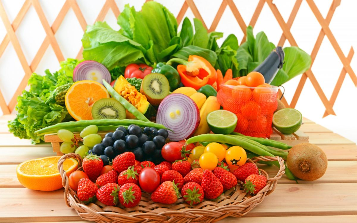 Including fresh fruits and vegetables in the regular diet of children, will make their immune system strong.