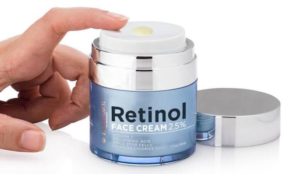 Use Retinol based cream