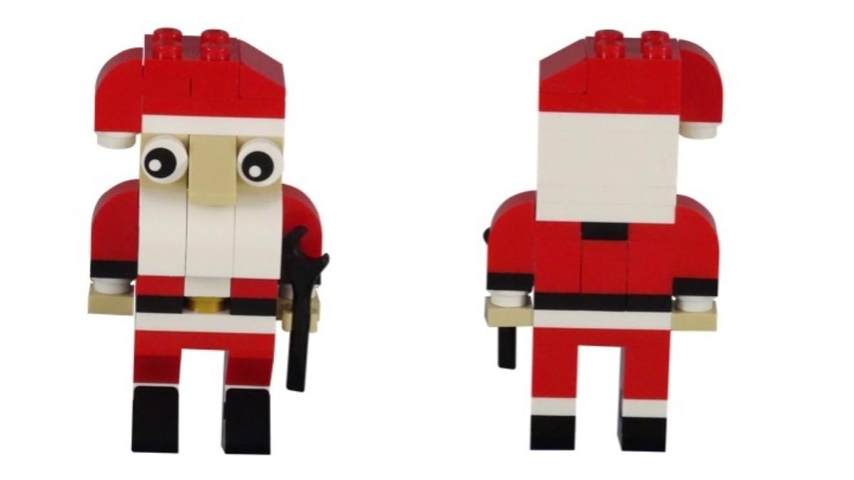 LEGO Creator Santa 30573 Santa Claus