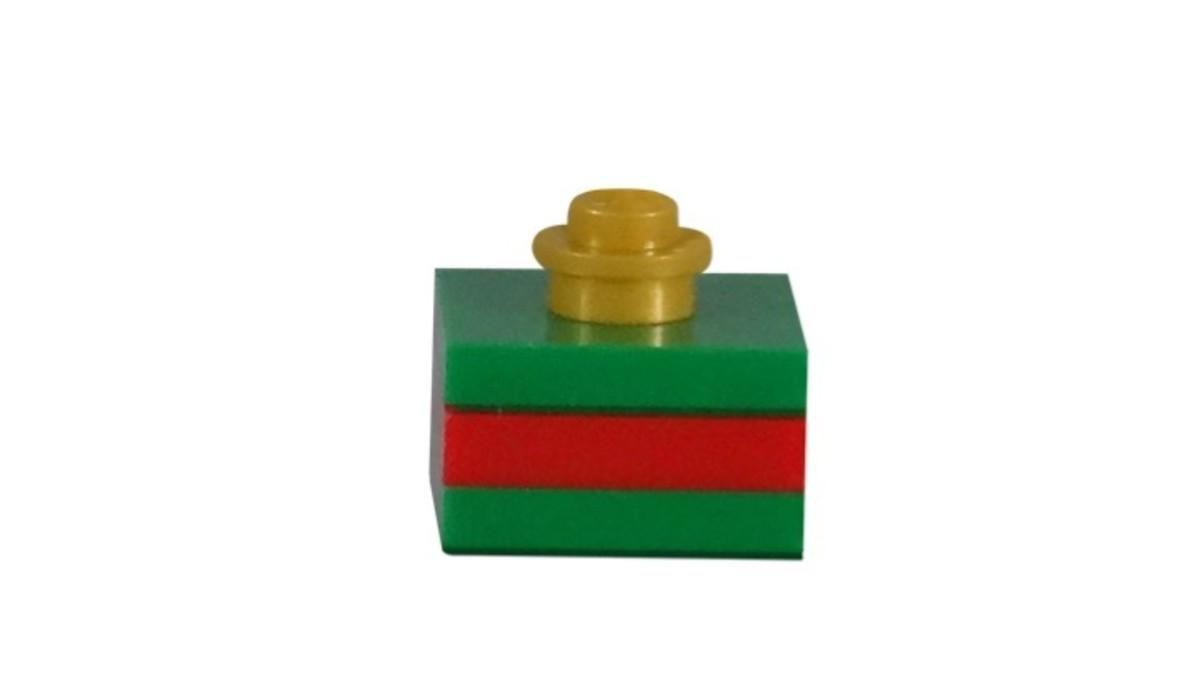 LEGO Creator Santa 30573 Present