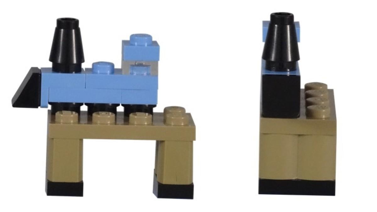 LEGO Creator Santa 30573 Train Table