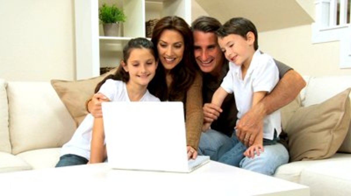 This is the right way that family should use technology