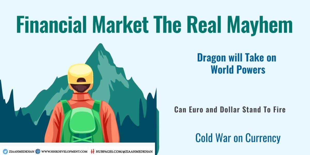 Financial Market is Real Challenge