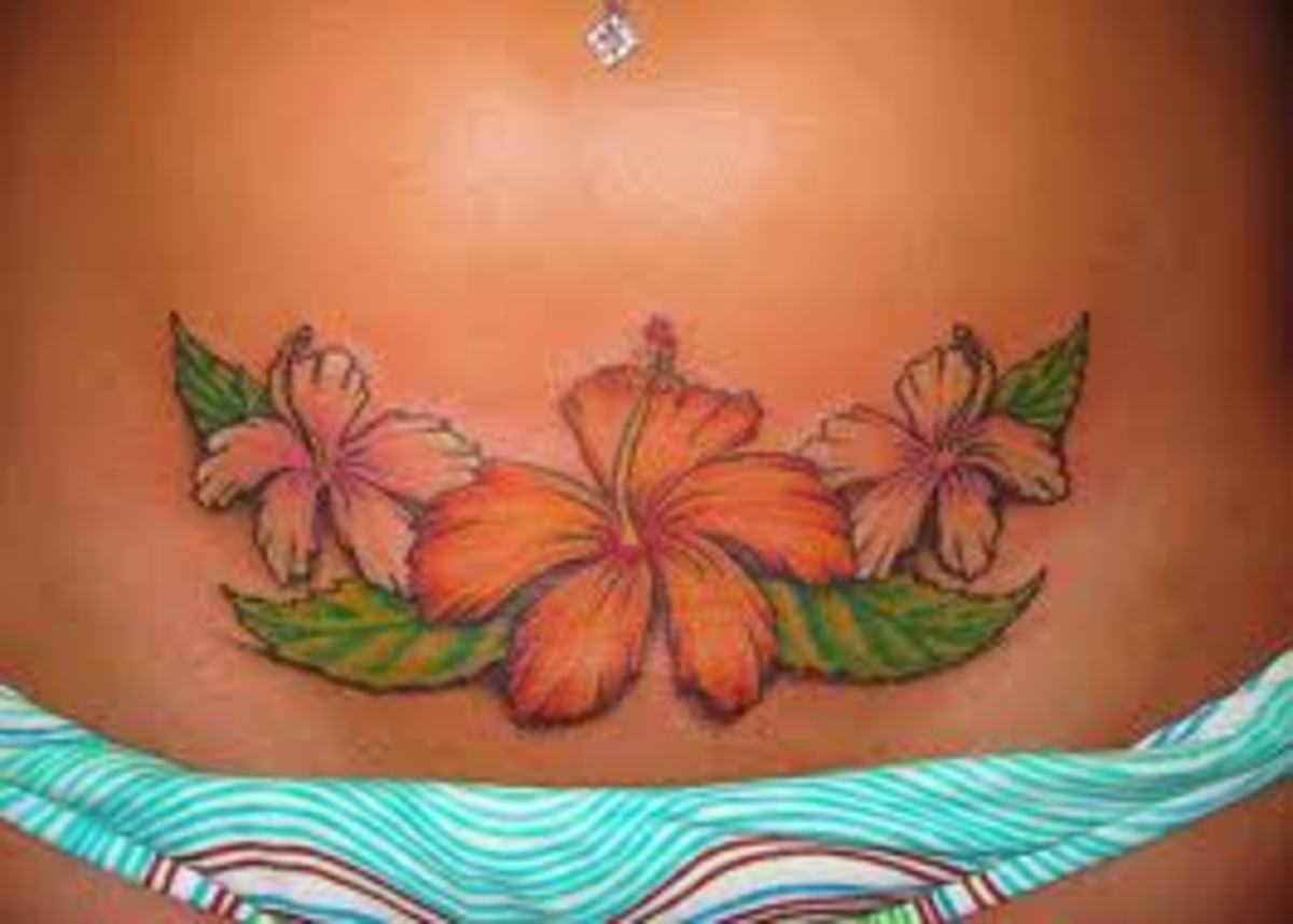 This japanese style tattoo is a beautiful frontal tattoo.