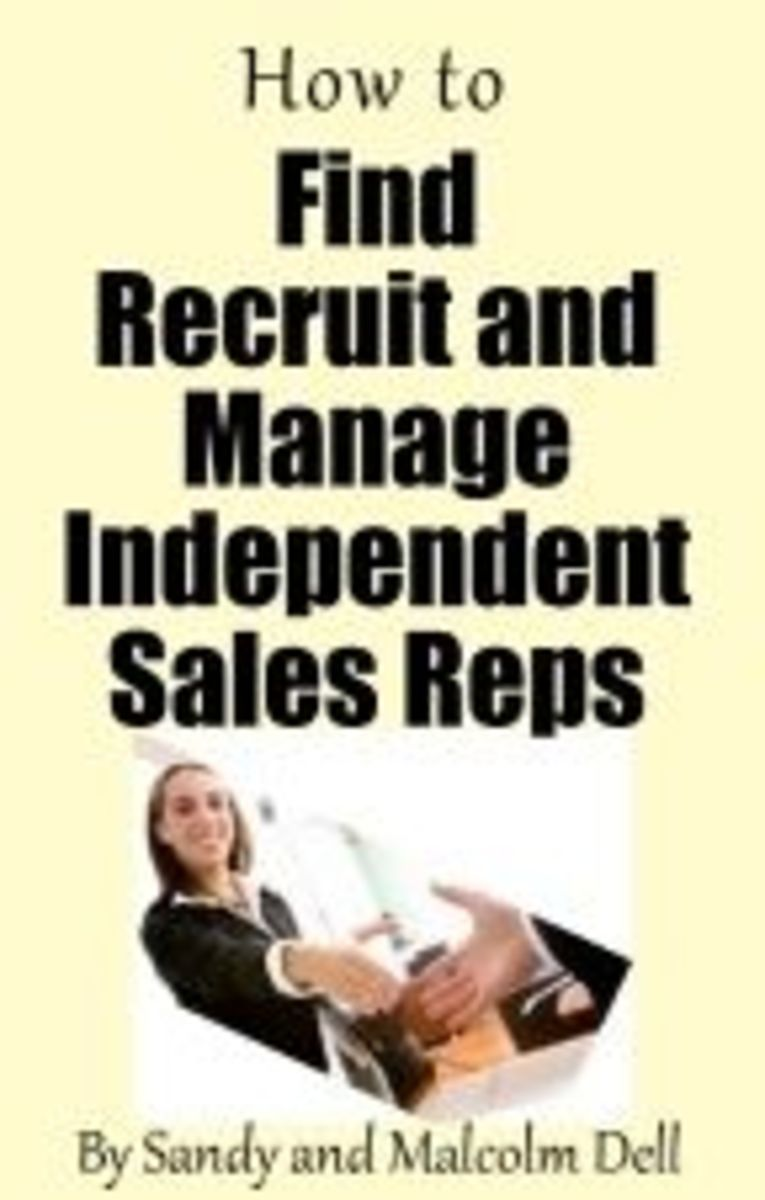 How to Find, Recruit and Manage Sales Reps