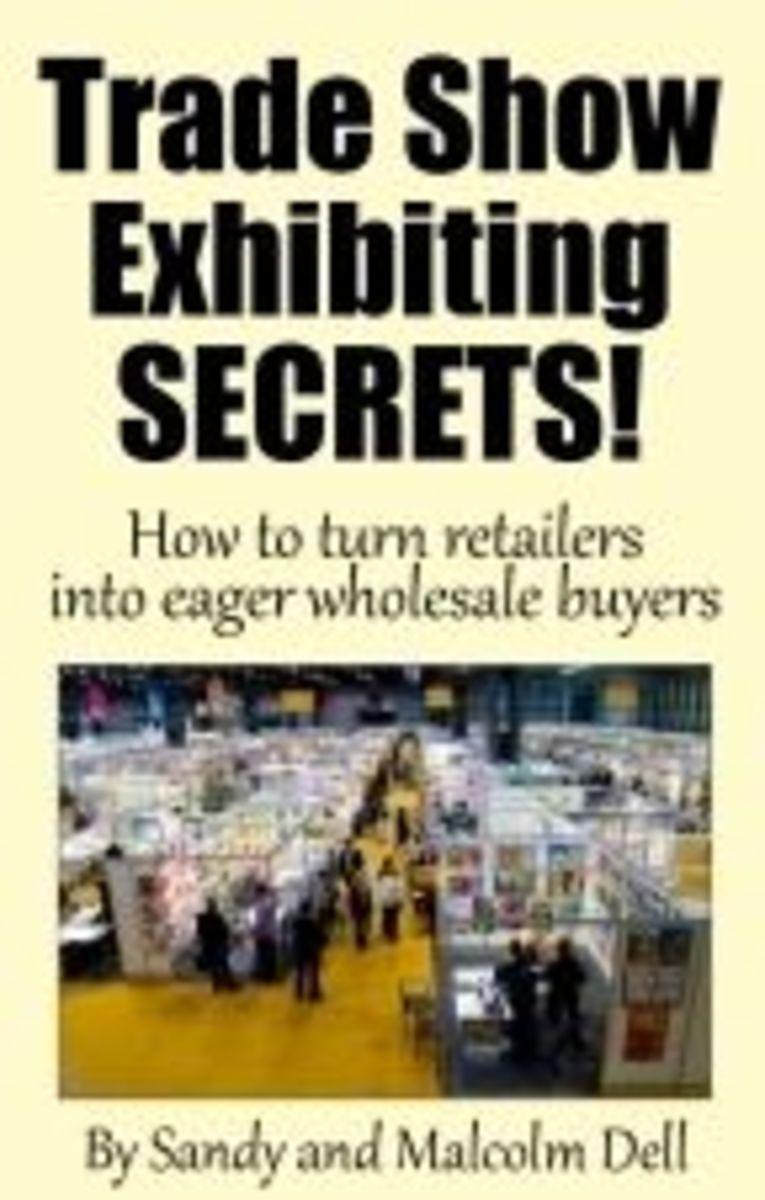 Trade Show Exhibiting Secrets!