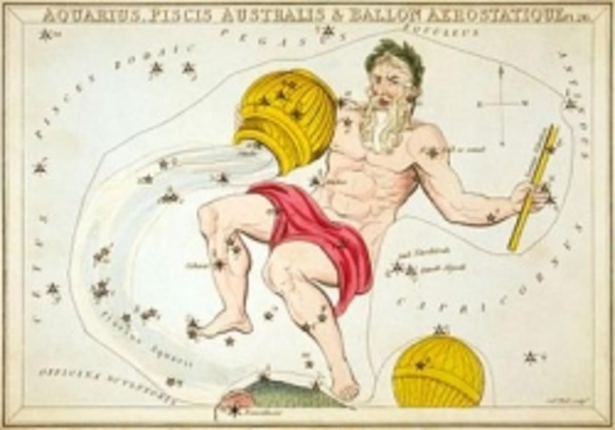 Working Aquarius Moon Magick