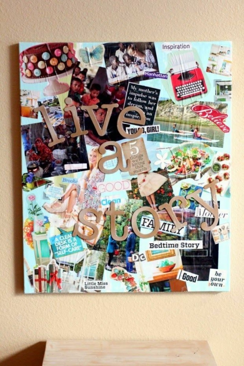Overcoming Fear Through Vision Board Development 2: What Vision Boarding Is and Isn't