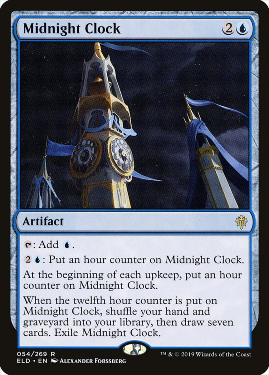 Midnight Clock mtg