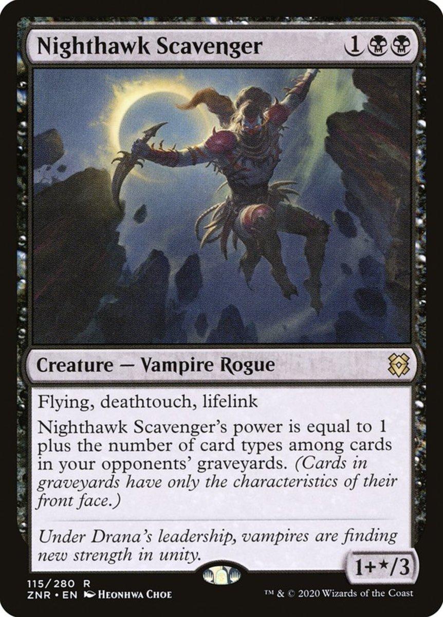 Nighthawk Scavenger mtg